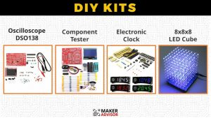 4 DIY Kits You Can Build In a Weekend