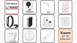 A Whole Bunch of Xiaomi Tech Is On Sale – Up to 60% Off