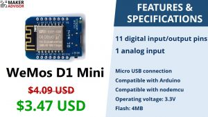 Anyone Can Make IoT Projects with This Wi-Fi Development Board (15% Off)