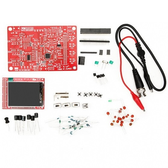 4 diy kits you can build in a weekend maker advisor diy kit digital oscilloscope cn warehouse solutioingenieria Image collections