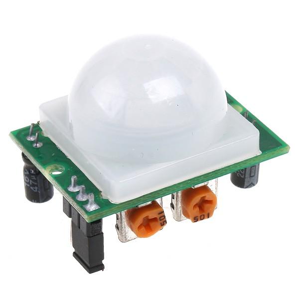 Banggood - PIR Motion Sensor (HC-SR501) - CN warehouse