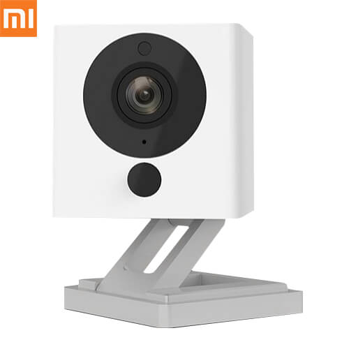 Original Xiaomi xiaofang Smart 1080P WiFi IP Camera - WHITE