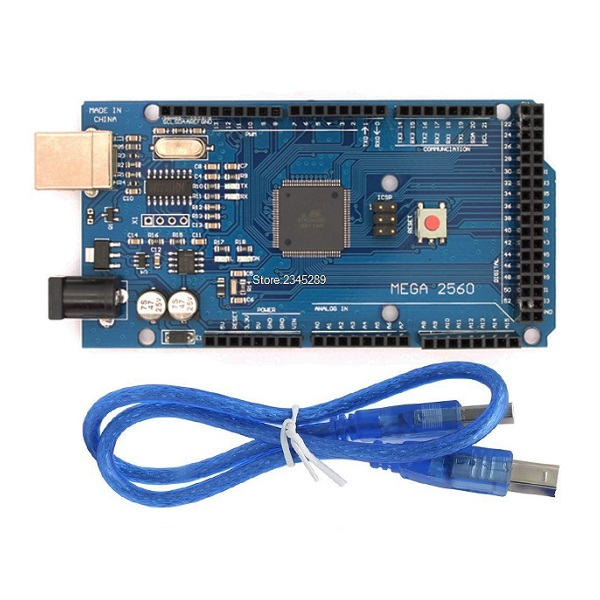 Banggood - Arduino MEGA 2560 R3 Compatible Board with USB cable