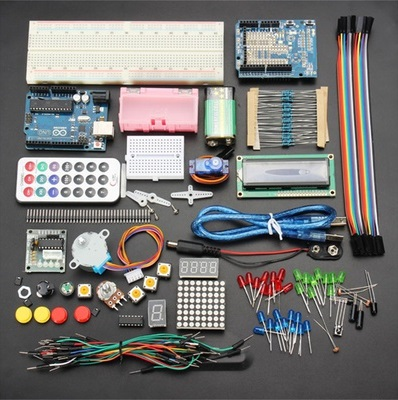 UNO R3 Basic Starter Learning Kit For Arduino