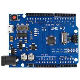 Banggood - Compatible Arduino UNO R3 Board ATMEGA328P with USB Cable