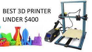 Best 3D Printer under $400 – Creality 3D CR – 10 (24% OFF)