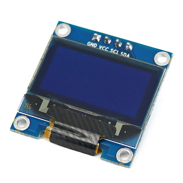 Banggood - 128x64 0.96 inch OLED Display Module For Arduino I2C communication