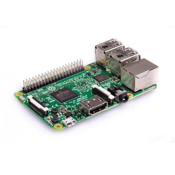 Gearbest - Raspberry PI 3 Model B 1.2GHz 64-bit Quad-core ARMv8 CPU, 1GB RAM