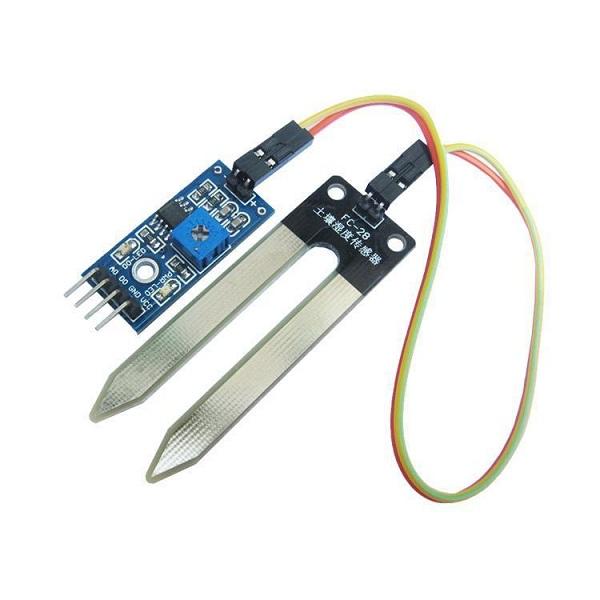 Banggood - Soil Hygrometer/ Soil Moisture Sensor YL-69/HL-69 For Arduino - CN warehouse