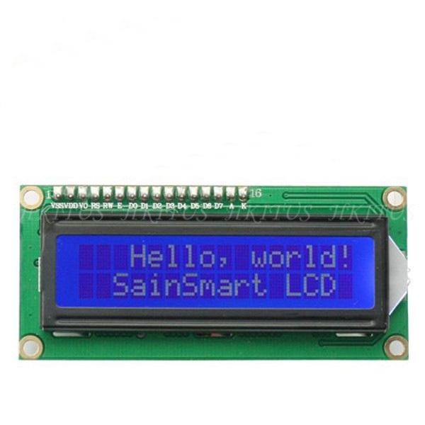 Aliexpress - 16x2 HD44780 Character LCD Module