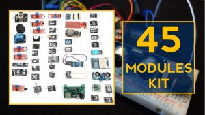 Add 45 New Sensors and Modules To You Arduino Toolkit