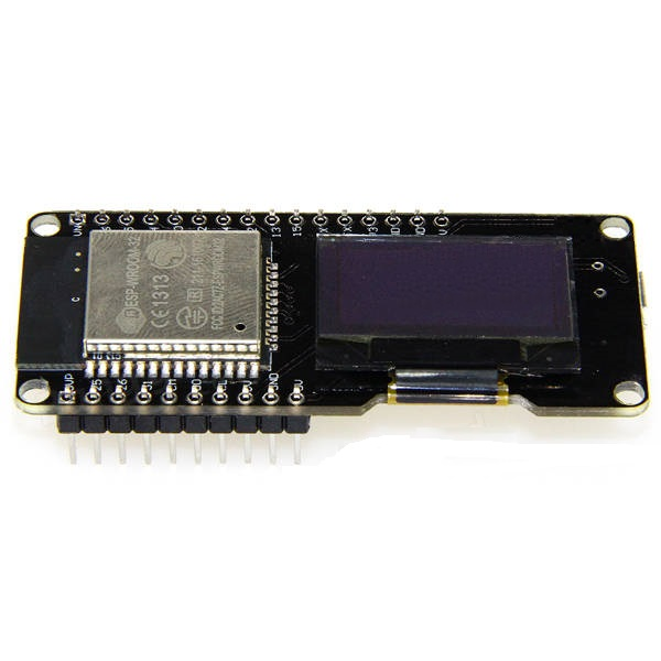 Banggood - Wemos Lolin32 (ESP32 with OLED Display)