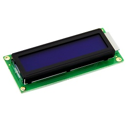 I2C 1602 Blue Backlight LCD Display (3 pieces)