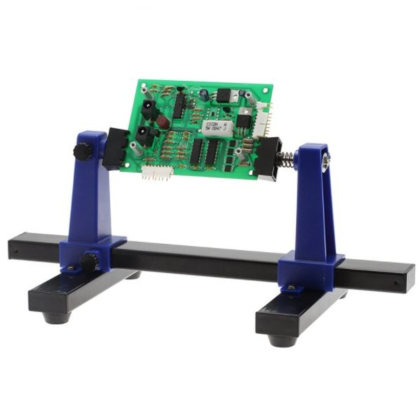 Banggood - Adjustable PCB Holder Circuit Board Soldering and Assembly Clamp Holder