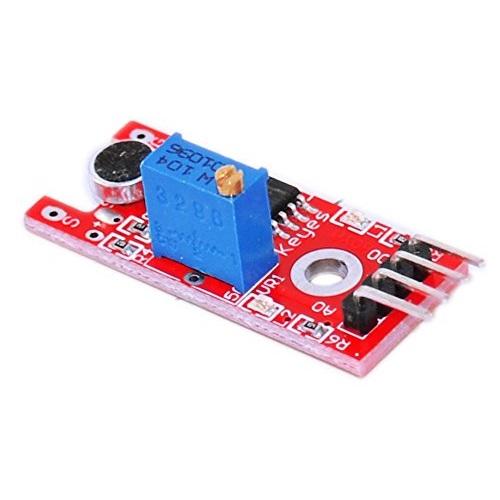 eBay - 5pcs Microphone Sound Sensor Module KY-038