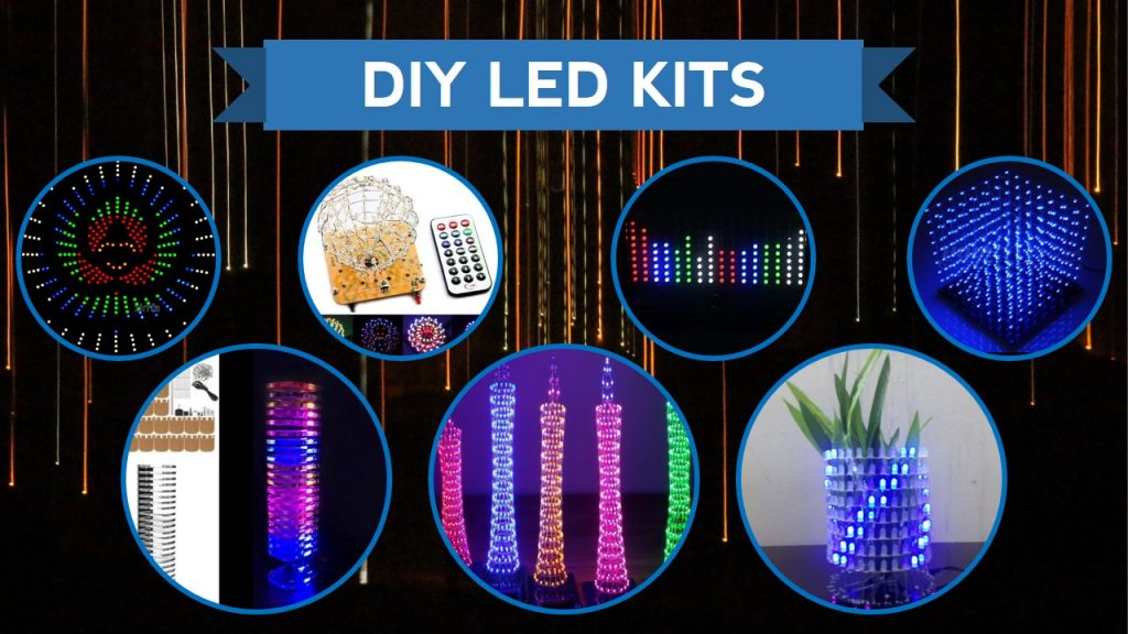 7 diy led kits youll be proud of building maker advisor in this post we feature 7 different diy led kits youll be proud of building grabbing one of these kits is a great way to practice your soldering skills solutioingenieria Images