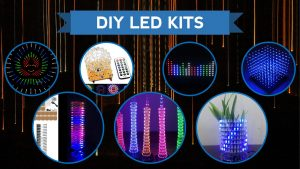 7 DIY LED Kits You'll Be Proud of Building