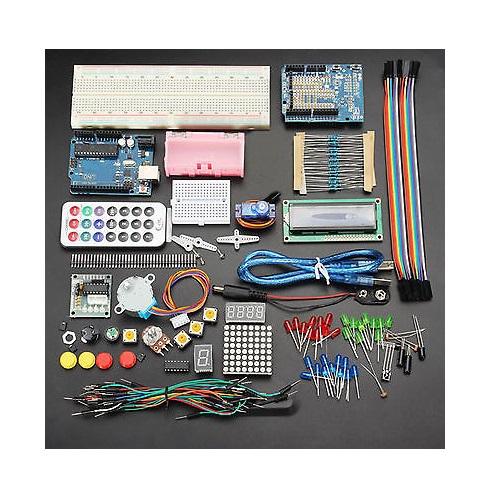 Banggood - Geekcreit® Arduino UNO R3 Basic Starter Learning Kit