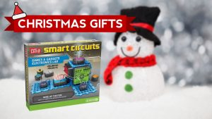 Smart Circuits – Best Christmas Present for Kids (50% Off)