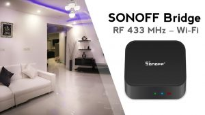 SONOFF Bridge 433 MHz RF to Wi-Fi (24% off)