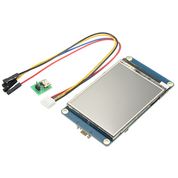 "Banggood - Nextion 3.5"" HMI LCD Touch Display"