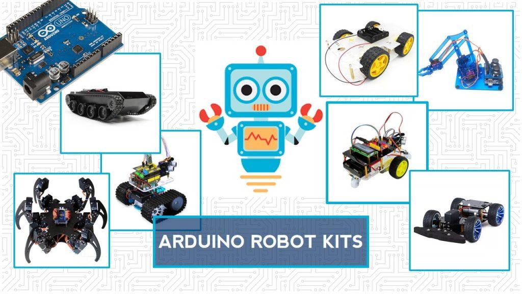 Awesome robot kits for arduino maker advisor