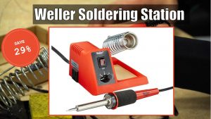 Save 29% On This Weller Soldering Station