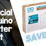 Save 25% On The Official Arduino Starter Kit