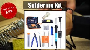 Save Up To 65% On This Soldering Kit