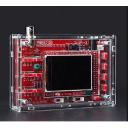 Original JYETech Assembled DSO138 Digital Oscilloscope with Transparent Acrylic Housing