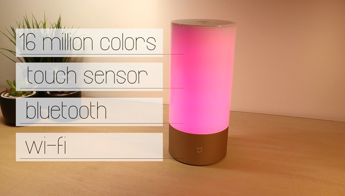 Xiaomi Mijia Bedside Lamp Review (Wi-Fi and Bluetooth) - Maker Advisor