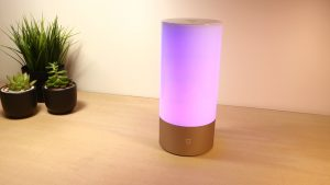 Xiaomi Mijia Bedside Lamp Review (Wi-Fi and Bluetooth)