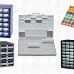 Best Storage Organizers For Electronic Components and Parts