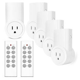 Remote Controlled Sockets