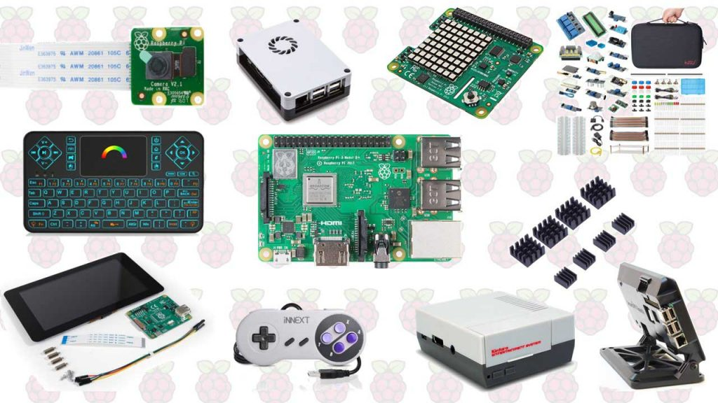 Top 10 Best Raspberry Pi Accessories 2018 - Maker Advisor