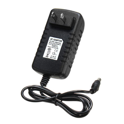 9V Power supply (US, UK, EU)