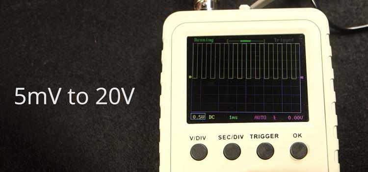 JYETech DSO150 Digital Oscilloscope Review - Maker Advisor