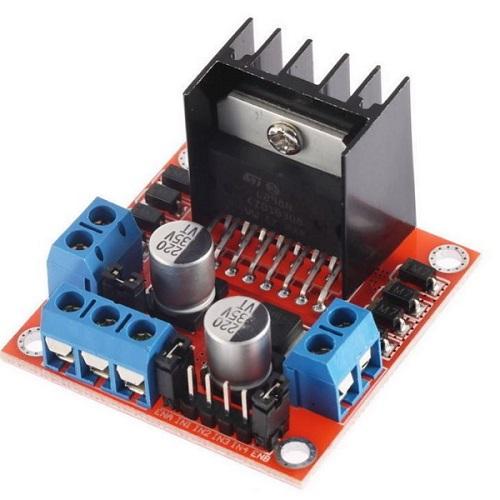 Banggood - L298N Motor Driver Controller Board