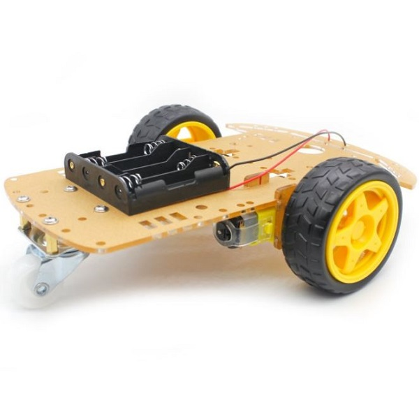 Banggood - 2WD Smart Robot Chassis Kit