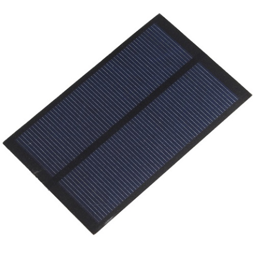 Banggood - 5V 1.2W Solar Panel (110 x 69mm)