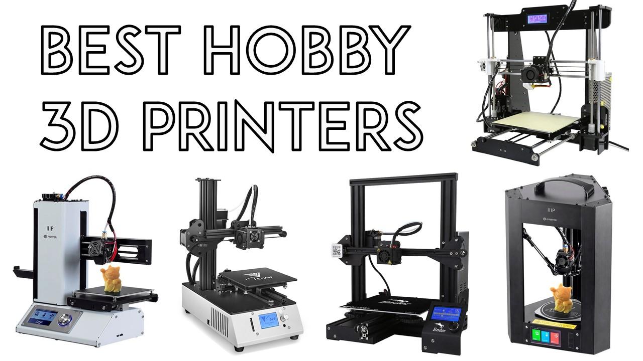 Best Hobby 3d Printers Under 250 Maker Advisor
