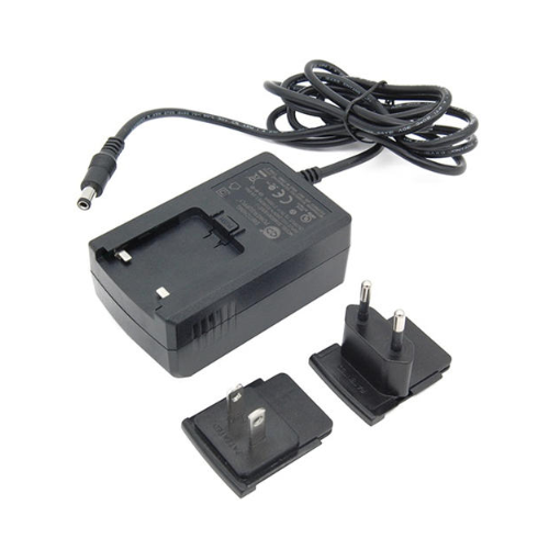 19V 2.1A 50/60Hz AC DC Switching Mode Power Supply 100-240V EU US Plug for TS100 Soldering Iron And Universal Uses