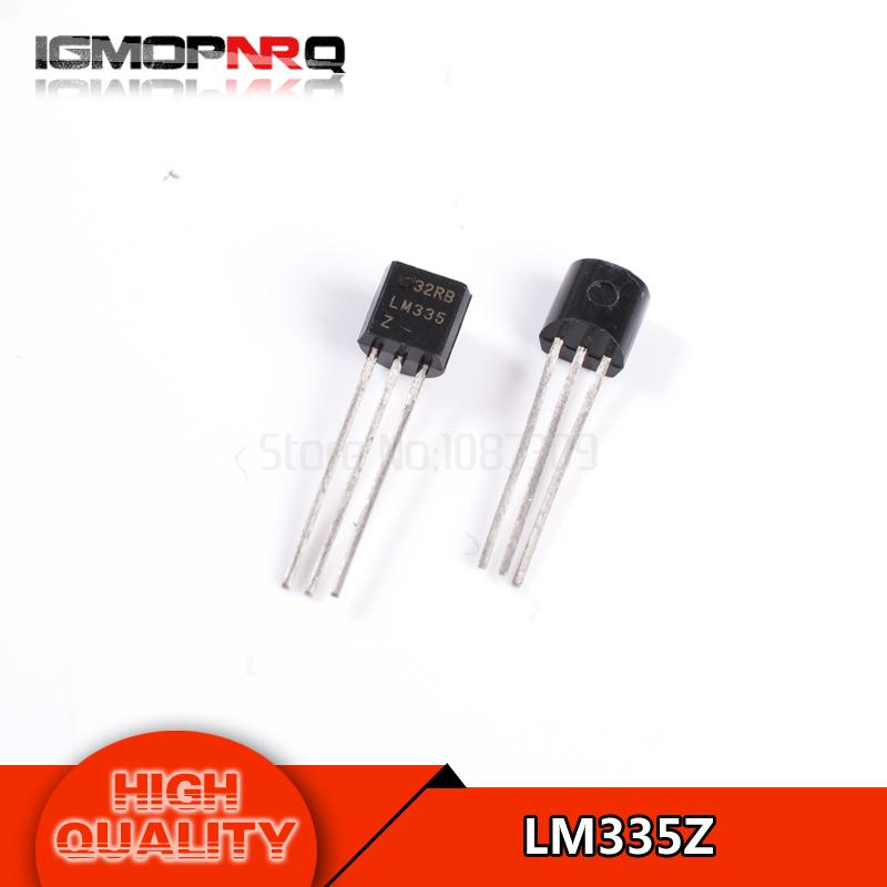 Aliexpress - 5pcs LM335 Temperature Sensor