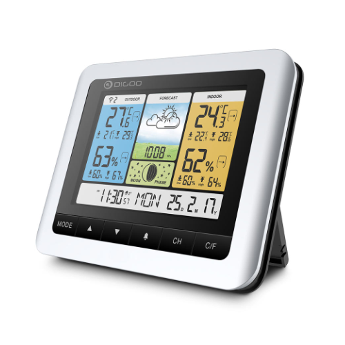 DIGOO DG-TH8888Pro Weather Station