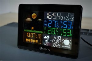 Digoo DG-TH8868 Weather Station Review
