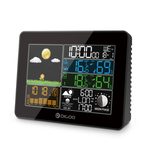 Digoo DG-TH8868 Wireless Weather Station