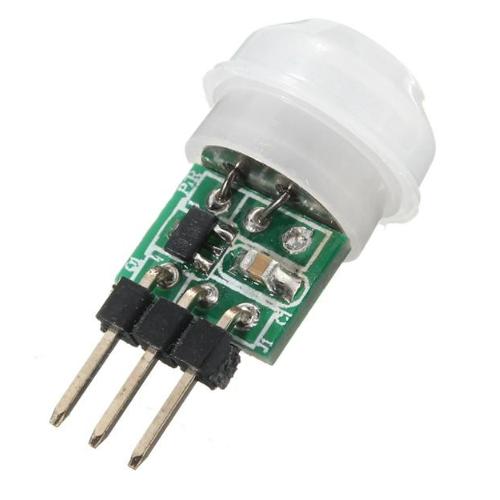 Banggood - AM312 Mini Pyroelectric PIR Sensor Module