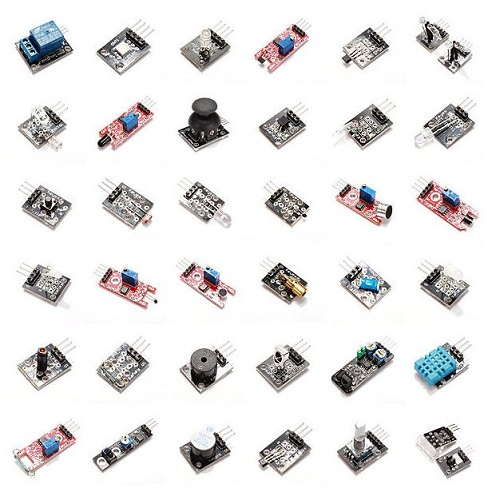 Geekcreit® 37 In 1 Sensor Module Kit