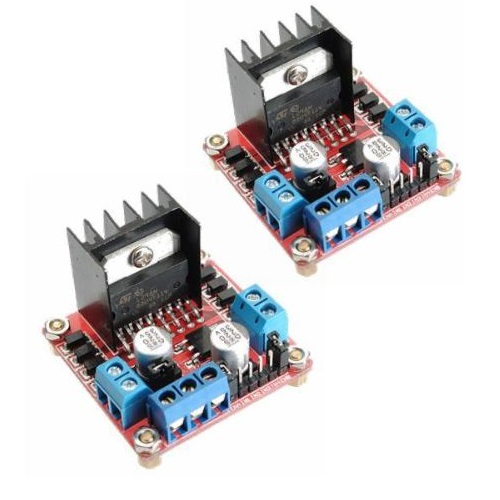 L298N Motor Driver (2 pieces)