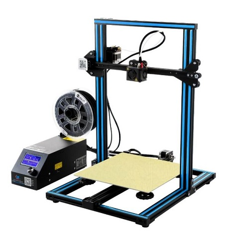 Creality 3D® CR-10 Blue DIY 3D Printer Kit 300x300x400mm